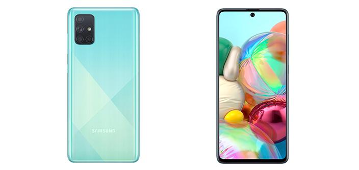 Samsung представляет новое поколение смартфонов Galaxy A