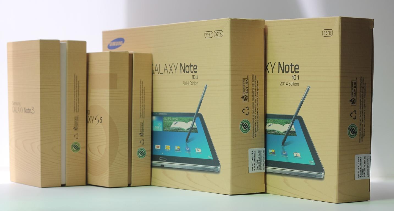 Смартфоны Samsung Galaxy Note10 | Note10+ получили экомаркировку