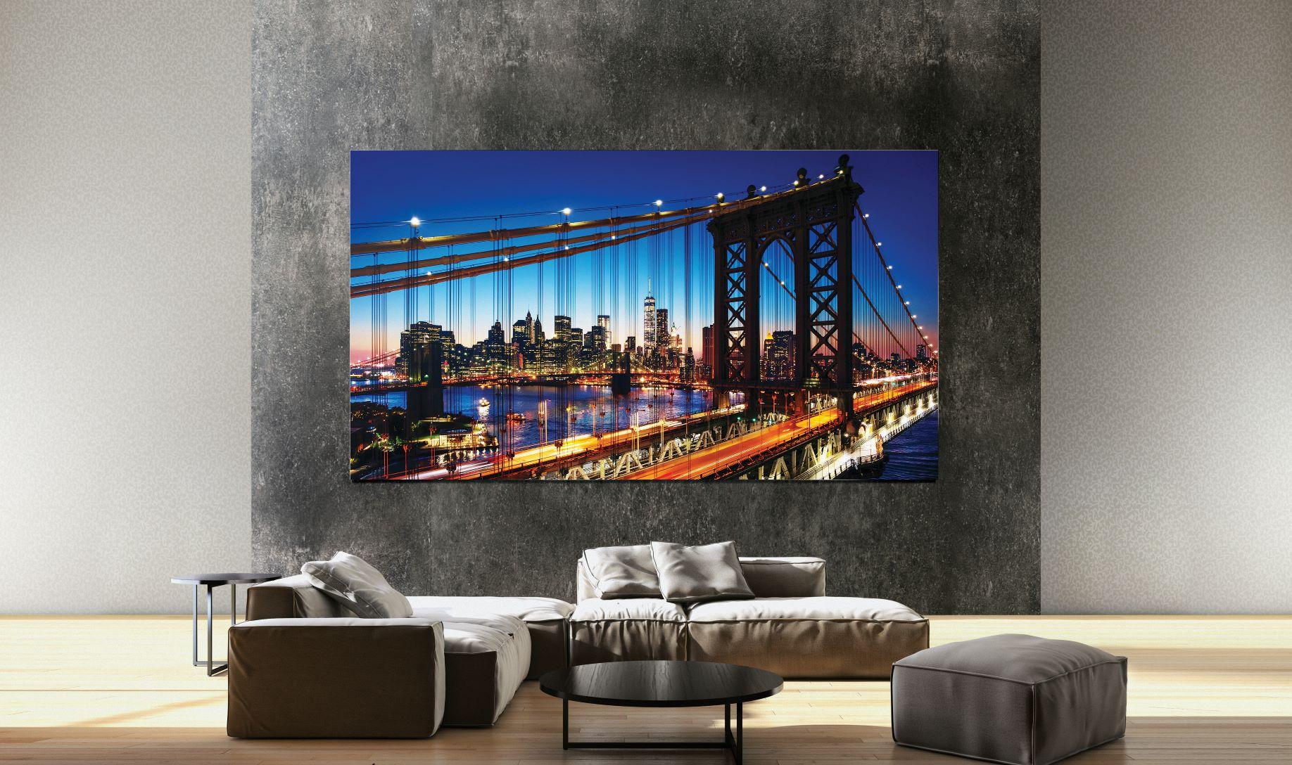 Samsung представляет новейшую линейку телевизоров MicroLED, QLED 8K и Lifestyle серию