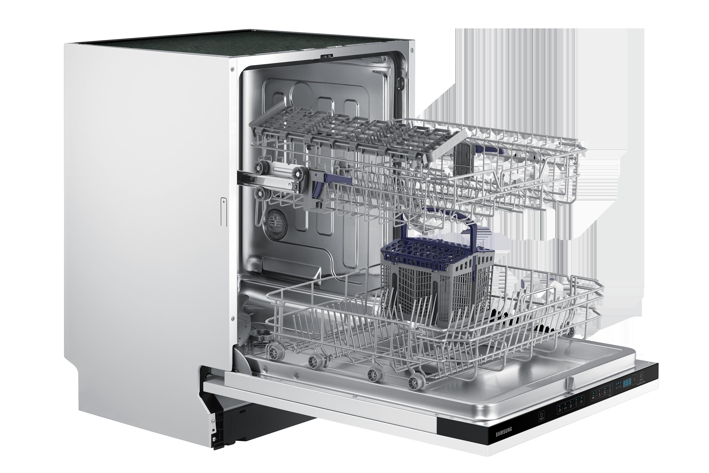 Новая линейка посудомоечных машин Samsung стала доступна в России