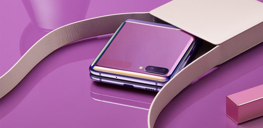 Galaxy Z Flip поступил в продажу в России