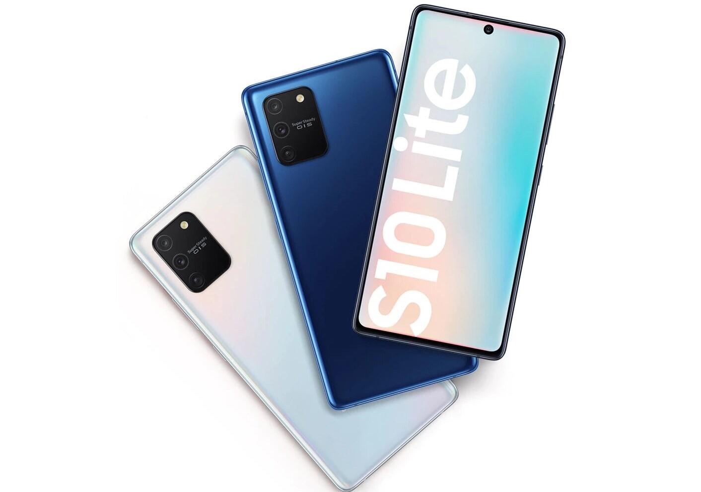 Samsung Galaxy S10 Lite и Galaxy Note10 Lite поступили в продажу в России
