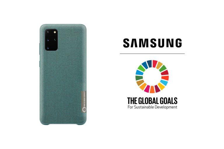 Samsung и Kvadrat выпустили экологичную линию аксессуаров  для линейки устройств Galaxy