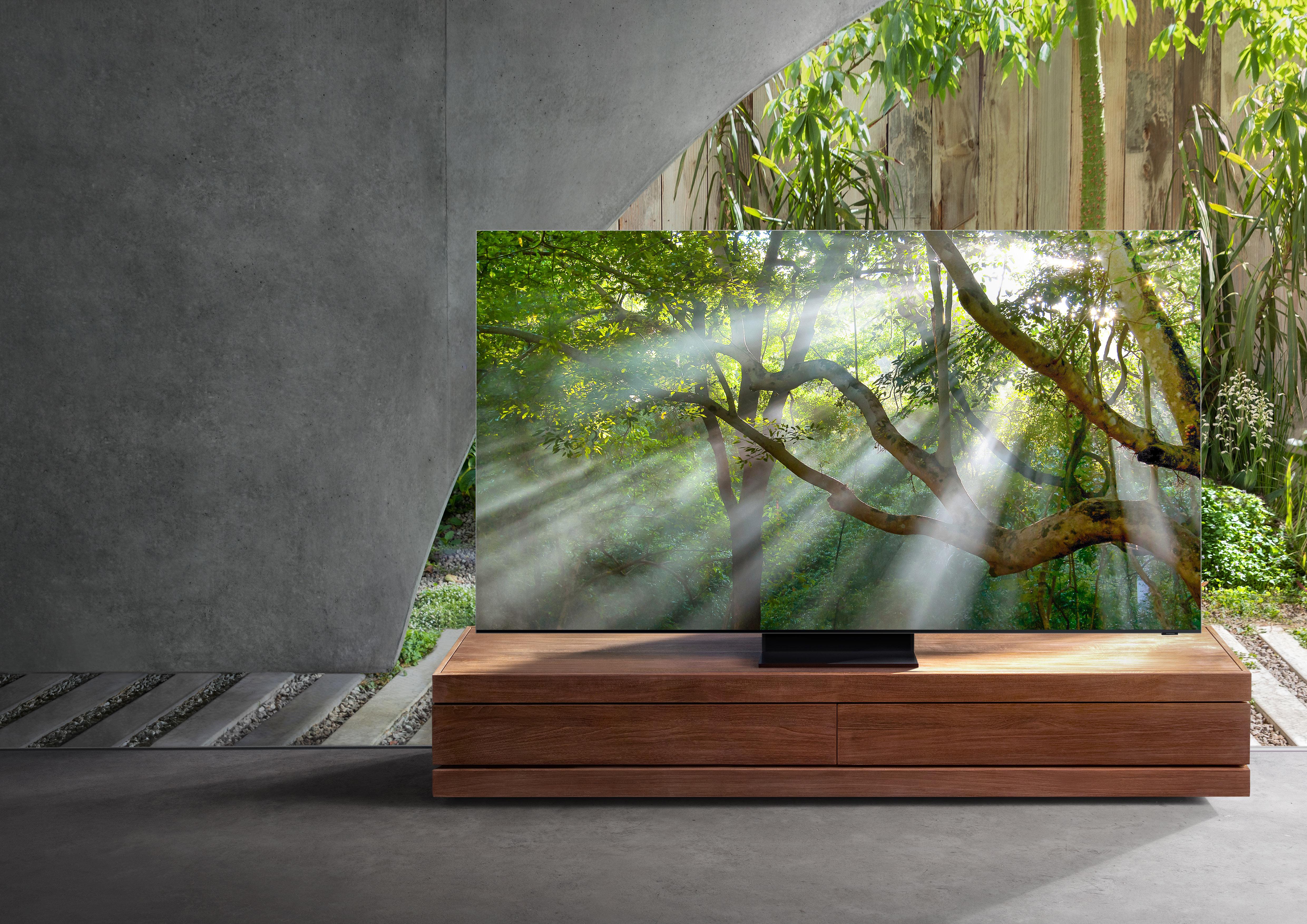 Samsung представляет обновленную линейку телевизоров QLED 2020 в России