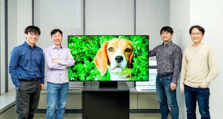 QLED 8K: как искусственный интеллект и глубинное обучение помогают повысить качество изображения