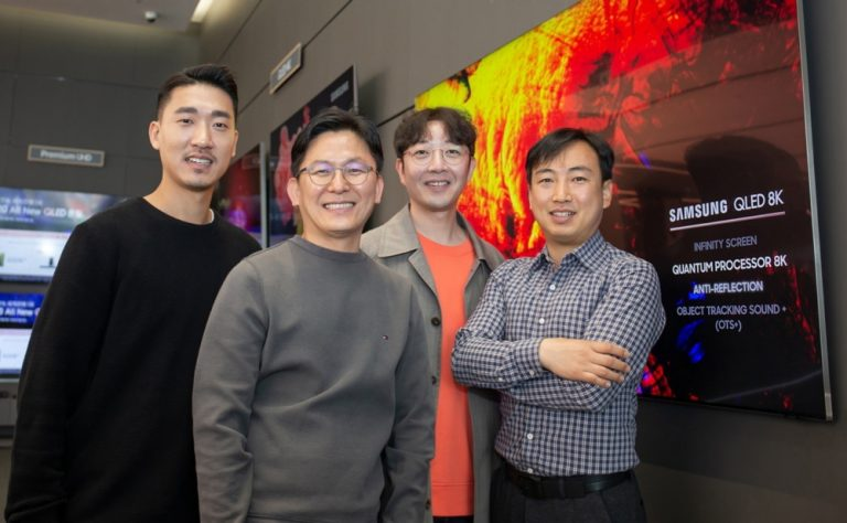 Samsung QLED 8K: Создание идеального дизайна телевизора