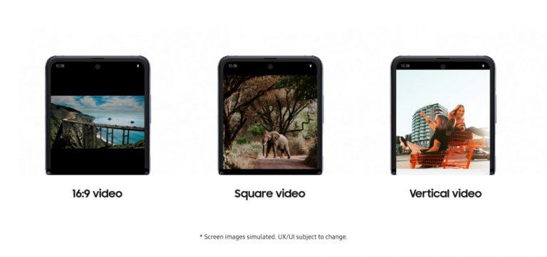 Гибкое видео: новая оптимизация YouTube для Galaxy Z Flip