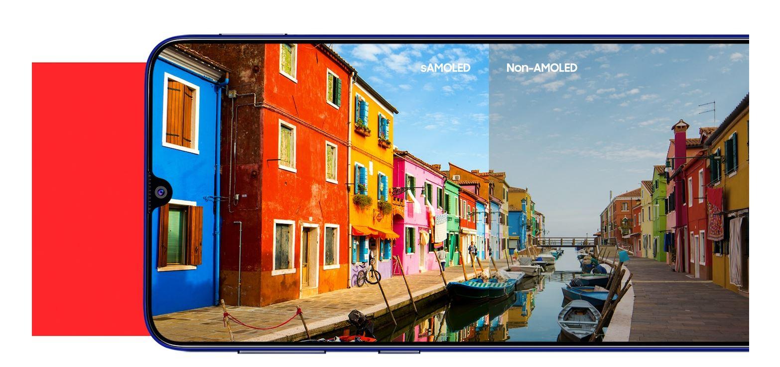 Samsung представляет Galaxy M21 и M11