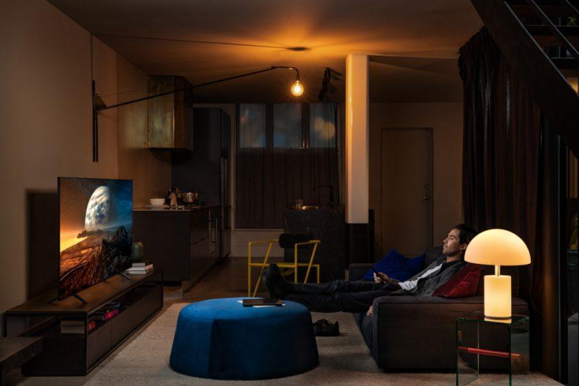 Инновационные звуковые технологии QLED 8K: как воссоздать атмосферу кинотеатра у себя дома