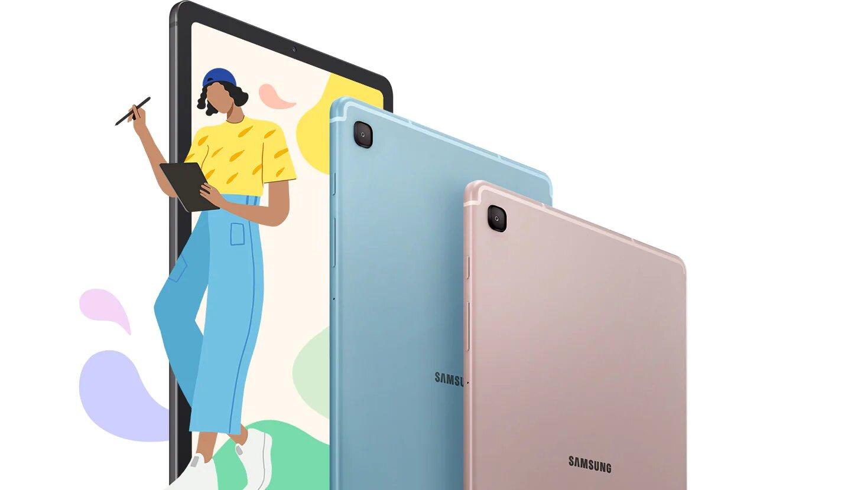 Galaxy Tab S6 Lite  поступил в продажу в России