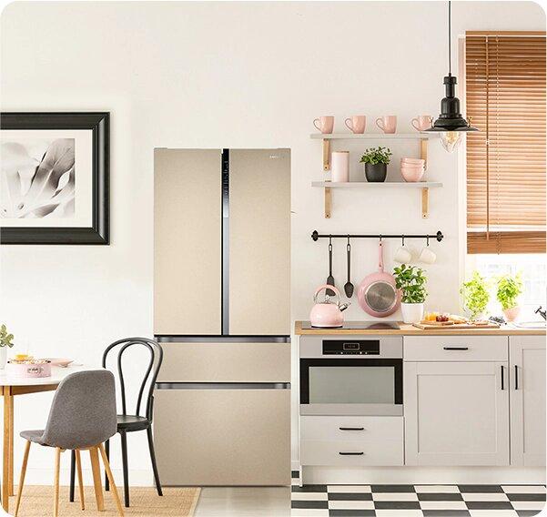 Samsung представляет линейку инновационных холодильников RF5500K в России