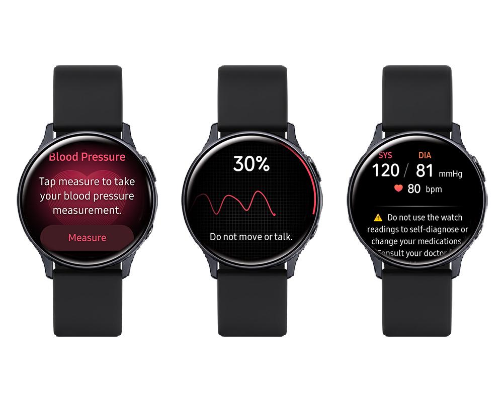 Samsung запустила приложение Samsung Health Monitor с функцией измерения давления