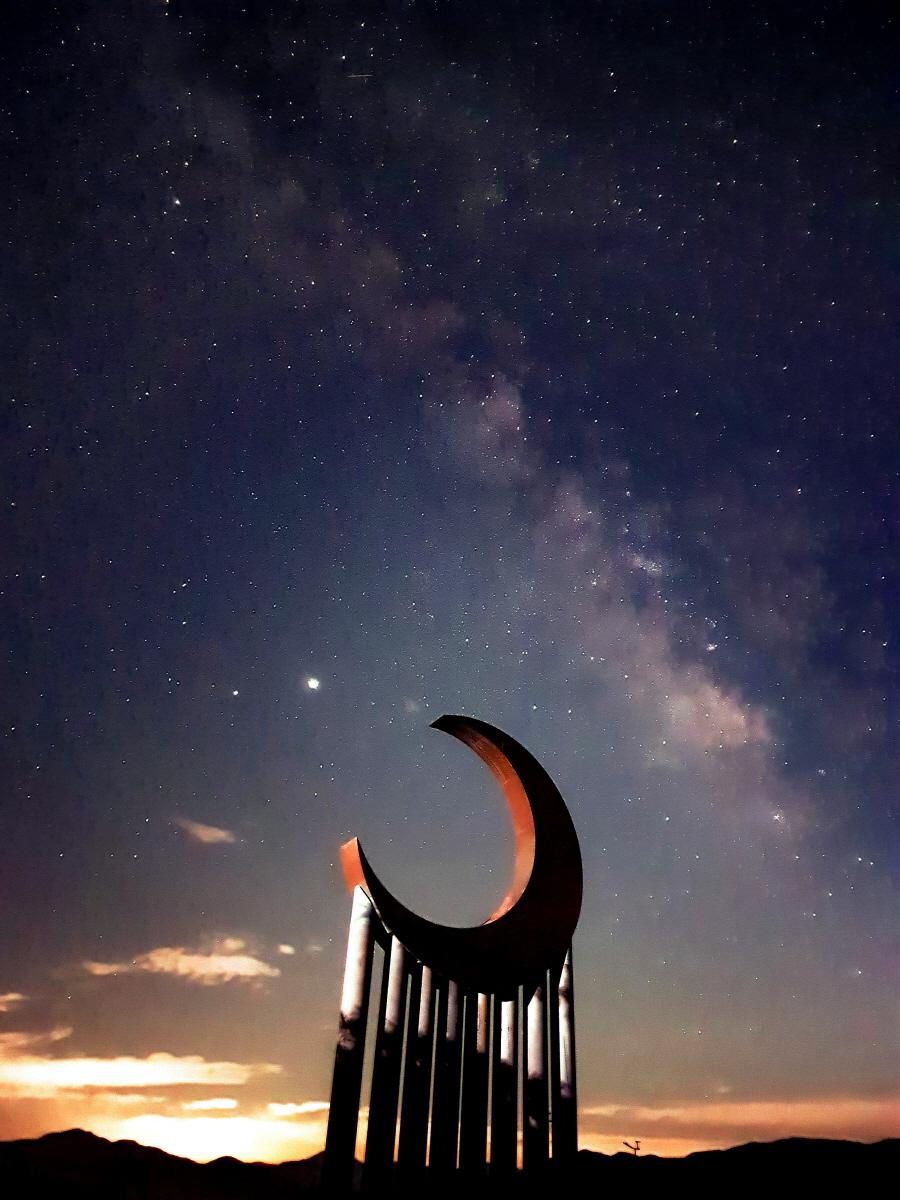 Советы по съемке ночного неба