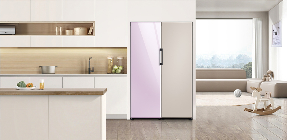 Samsung открывает предзаказ на модульный холодильник BESPOKE