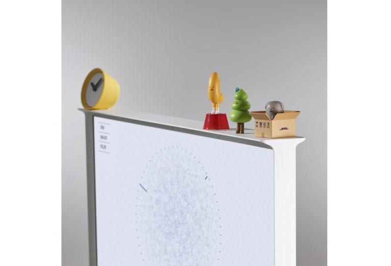 Samsung запускает кампанию «What's on The Serif?» в коллаборации с культовыми брендами