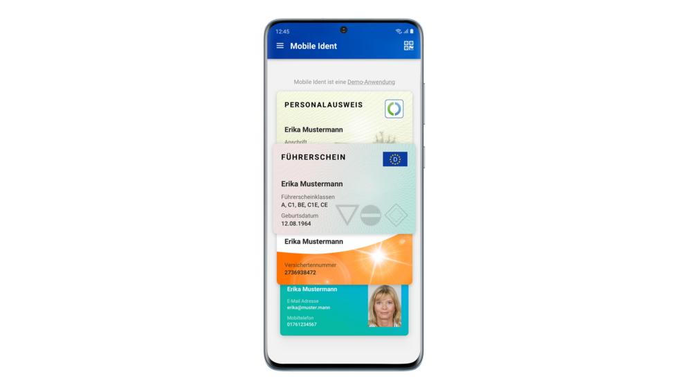 Samsung в партнерстве с BSI, Bundesdruckerei и Telekom Security запустила электронные удостоверения личности на смартфонах Samsung