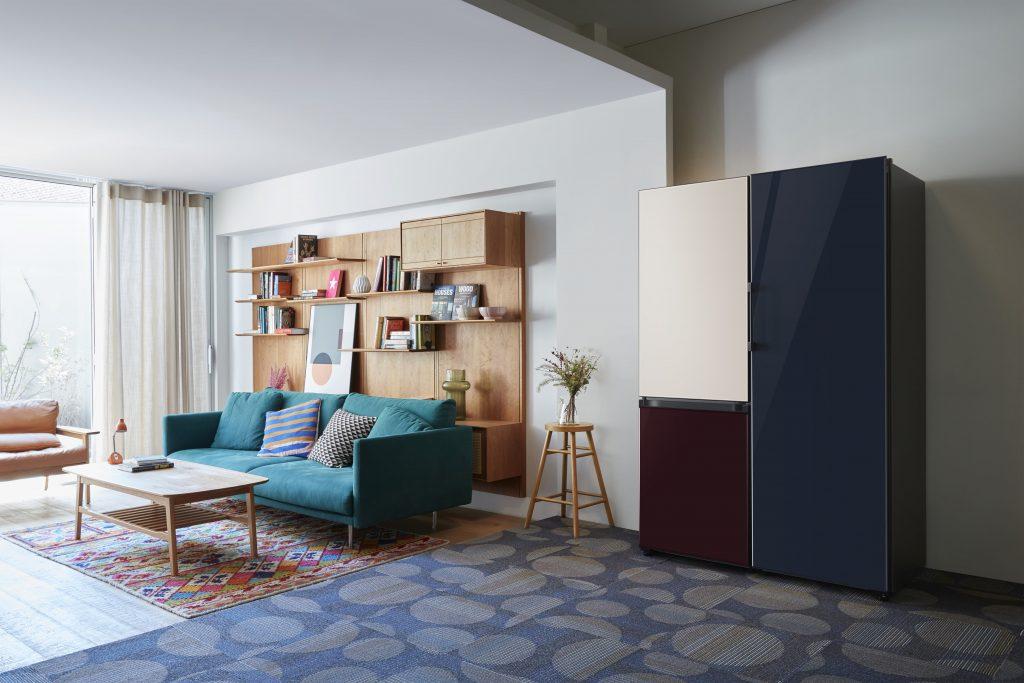 Творчество в стиле Bespoke: пользователи Instagram создали дизайн-проекты с холодильником в главной роли