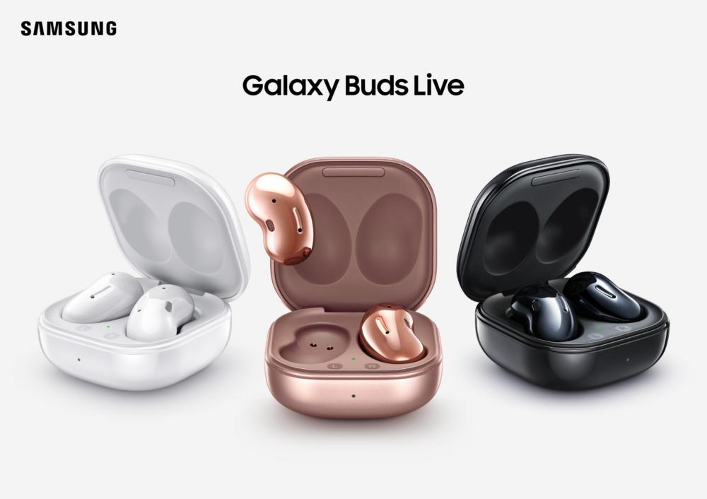 Samsung представила Galaxy Watch3 и Galaxy Buds Live