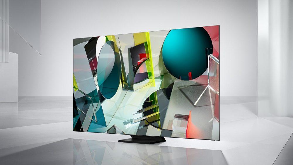 Samsung расширяет линейку телевизоров QLED 8K в России