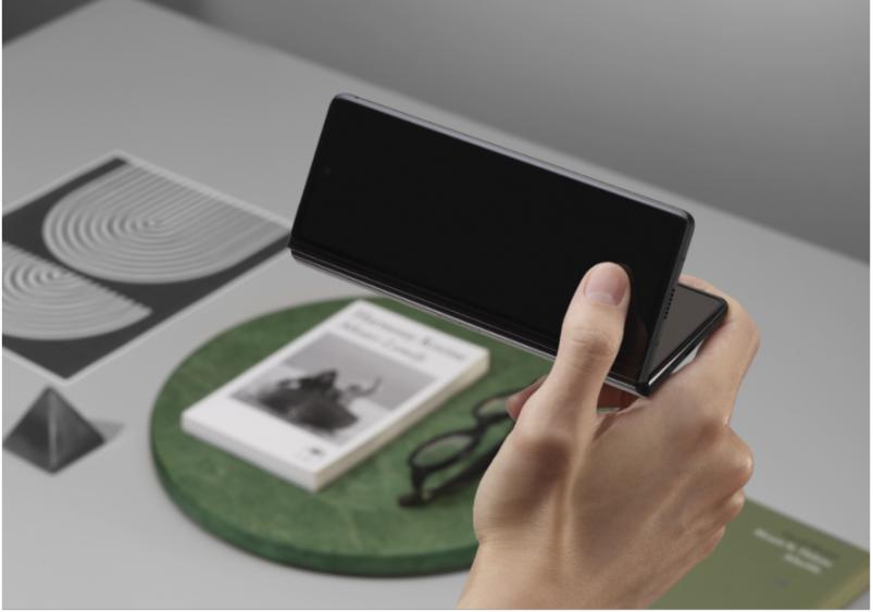 Galaxy Z Fold2: новая форма будущего