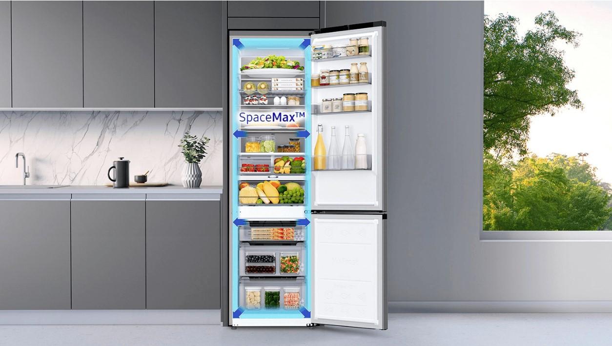 Samsung представляет новый взгляд на хранение продуктов с холодильником RB7300