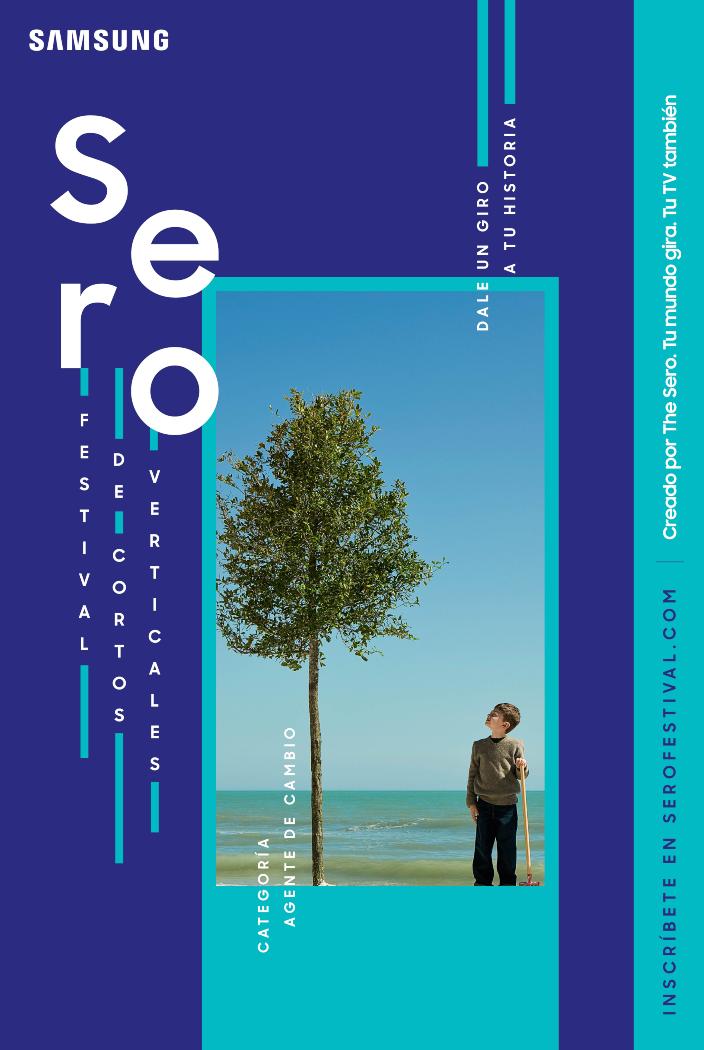 Samsung представляет фестиваль вертикальных короткометражных фильмов Sero