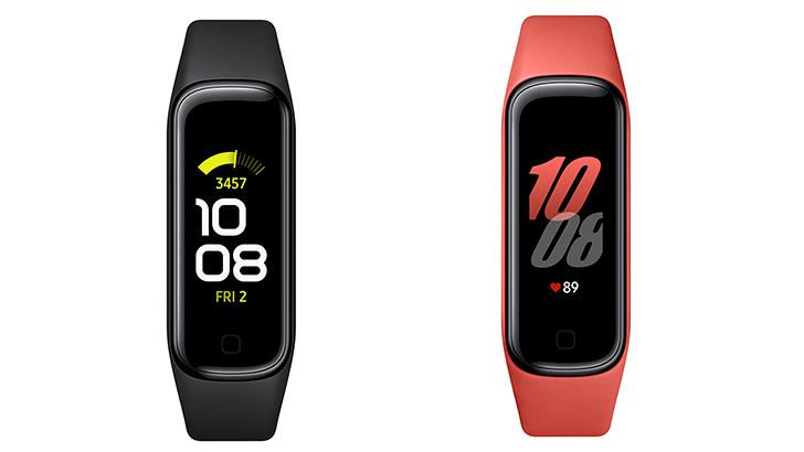 Samsung Galaxy Fit2 – носимое устройство для здорового образа жизни