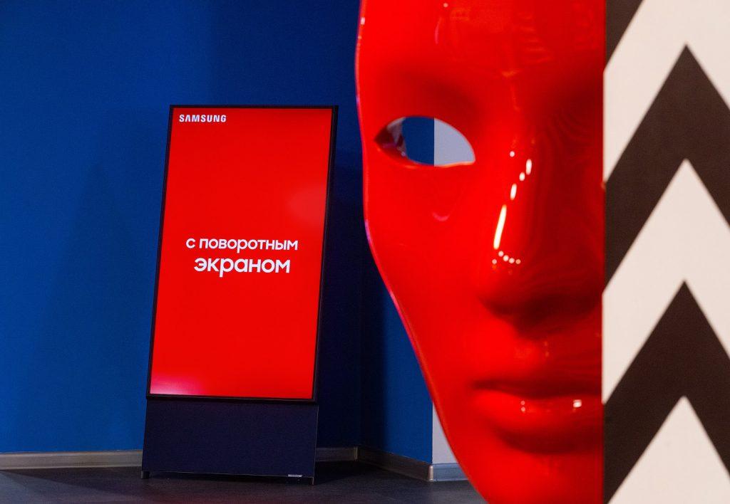 Студенты Международной Школы Дизайна представят дизайн-проекты с участием интерьерной линейки техники Samsung