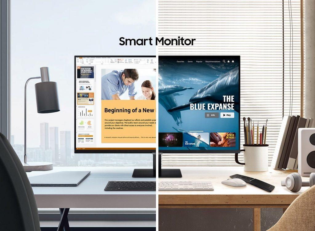 Samsung сообщает о выходе нового интеллектуального lifestyle-монитора