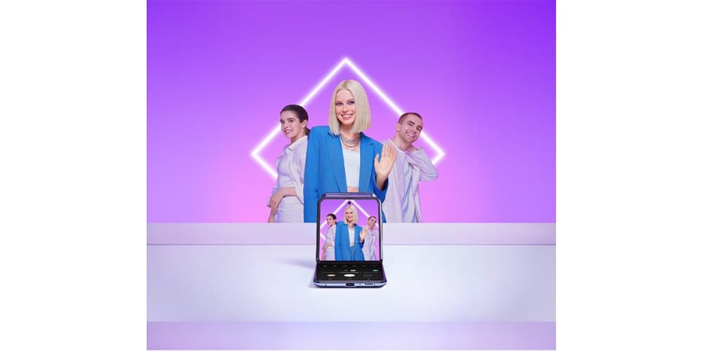 Раскройся с Galaxy Z Flip: Samsung через танец рассказала о преимуществах складного смартфона