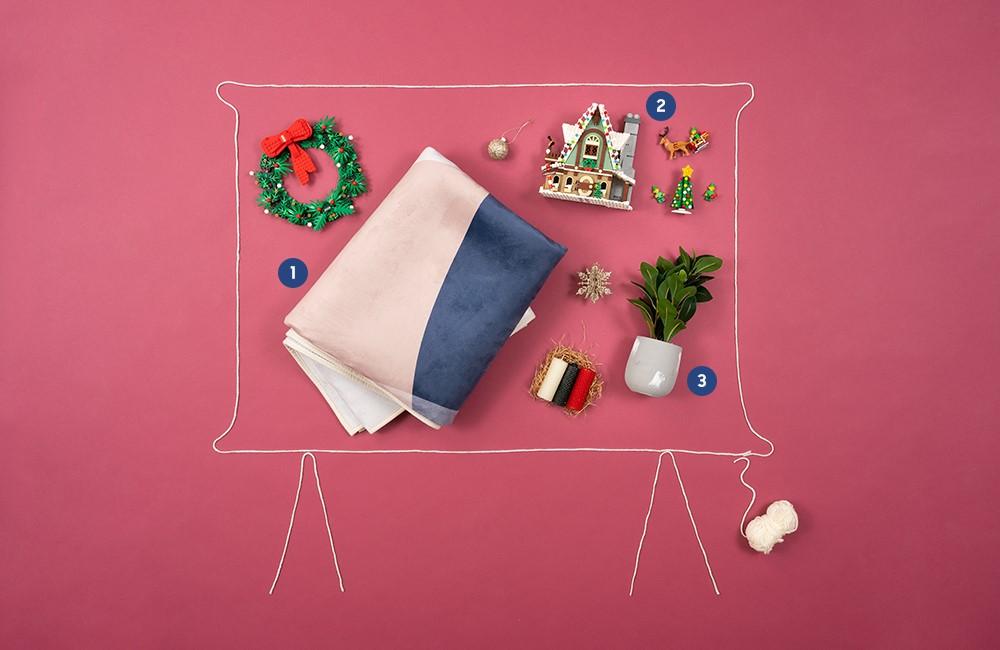Искусство под елкой: интерьерные телевизоры Samsung и другие подарки к Новому году