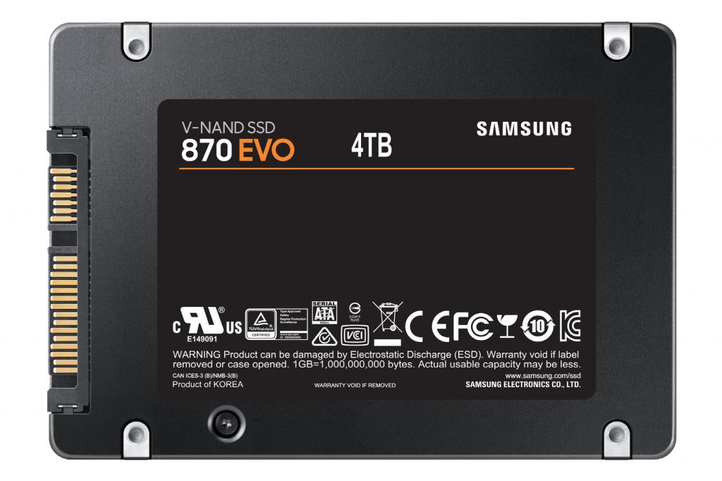Samsung SATA 870 EVO
