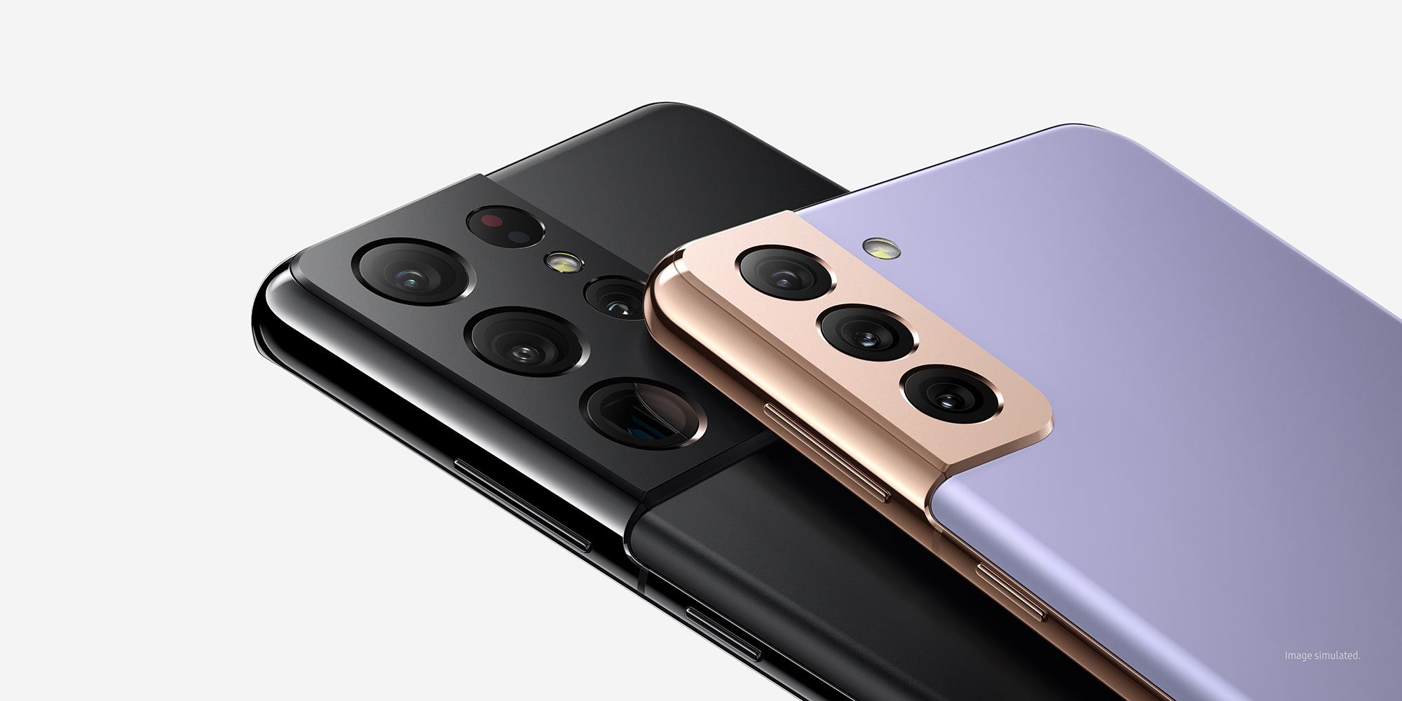 Флагманские смартфоны Galaxy S21 поступили в продажу в России