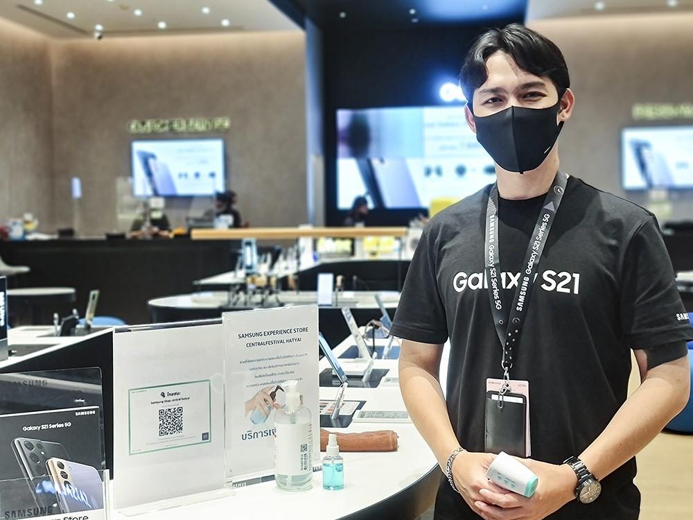 Путь Samsung Galaxy S21: от контроля качества до розничных магазинов