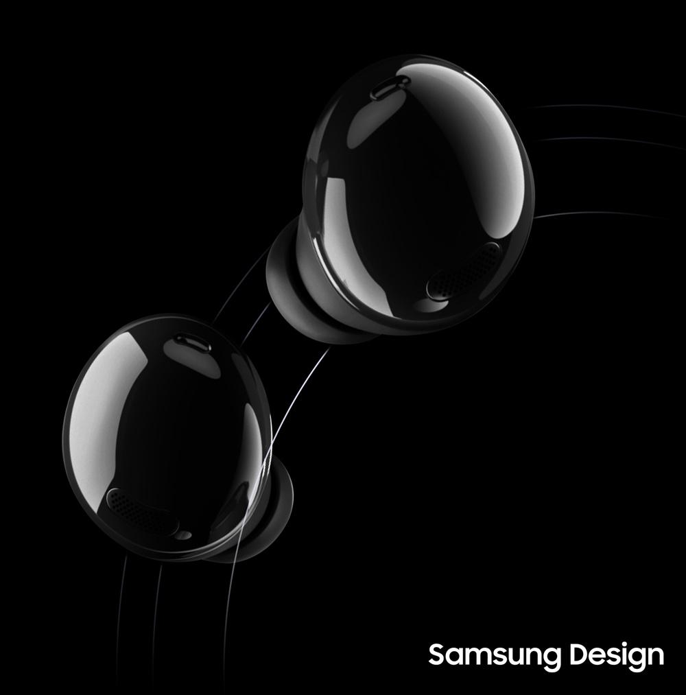 Как разрабатывался дизайн Galaxy Buds Pro