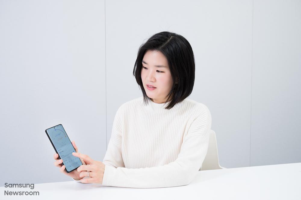 [Интервью] Как создавался дизайн One UI 3.1