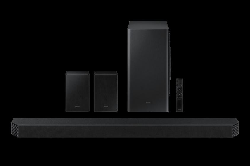 Samsung представила модели телевизоров и дисплеев 2021 года