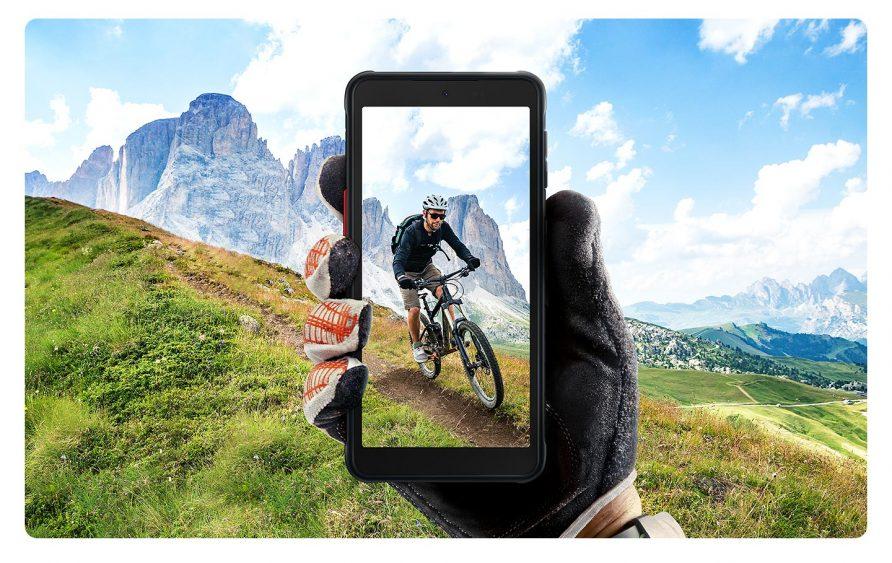 Samsung представляет Galaxy XCover 5 — новейший защищенный смартфон для работы в экстремальных условиях