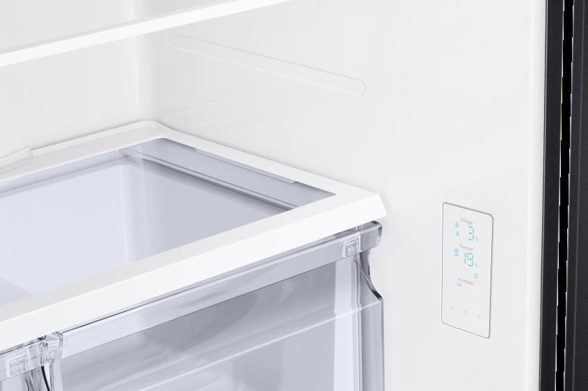 Samsung представляет новую линейку многодверных холодильников в России