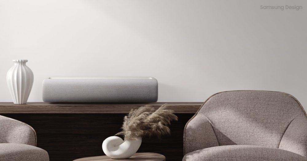 История дизайна Samsung The Premiere – проектора, который впишется в любой интерьер