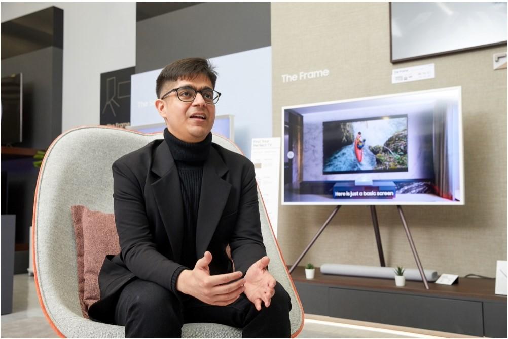 ИИ в телевизорах Samsung подберет музыкальный фон для транслируемых на экране изображений
