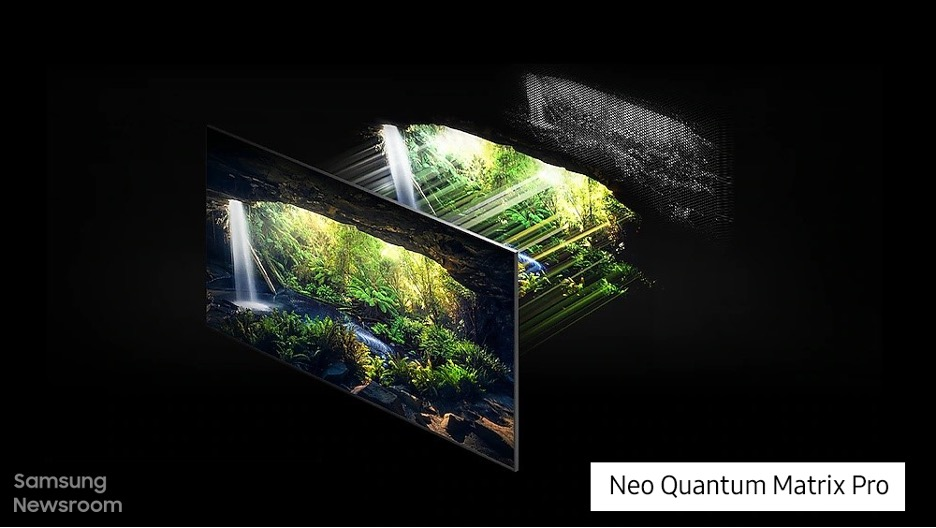 Светодиоды Quantum Mini, квантовая матрица и процессор с ИИ: как телевизоры Samsung Neo QLED обеспечивают новый опыт просмотра