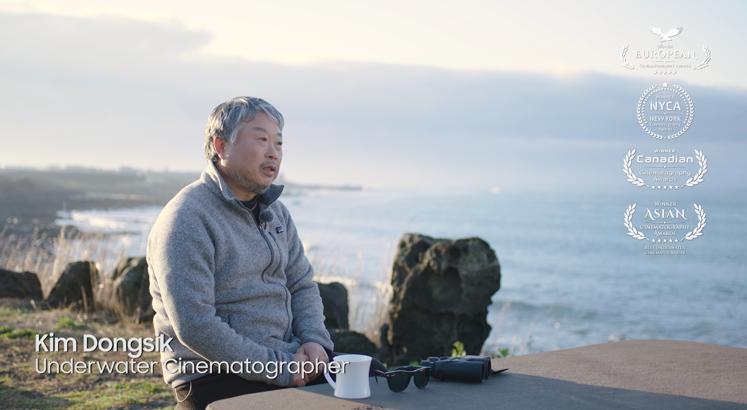 Samsung сняла подводное видео на Galaxy S21 Ultra ко Всемирному дню океанов
