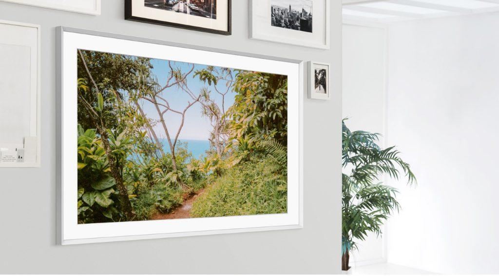 Телевизор The Frame и фотограф Коди Кобб переносят в самые отдаленные уголки мира
