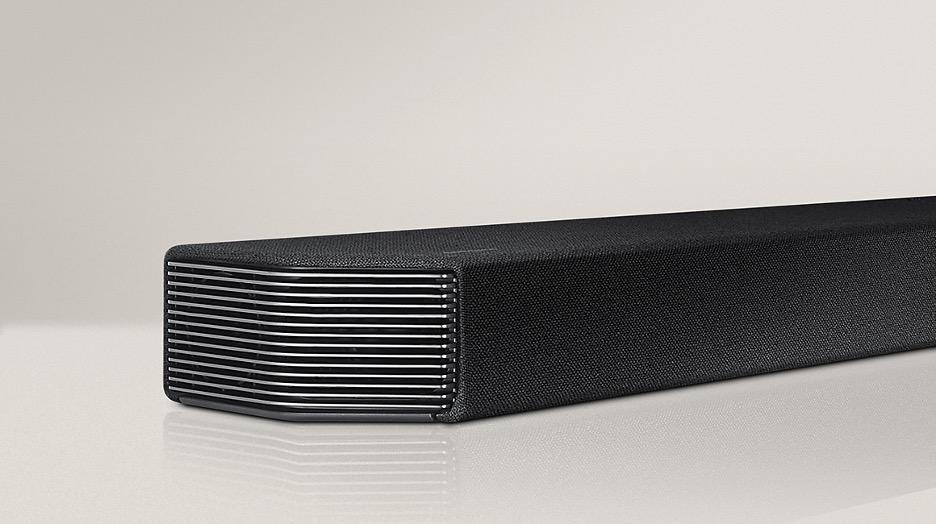 Секрет мощного звучания премиальных саундбаров Samsung