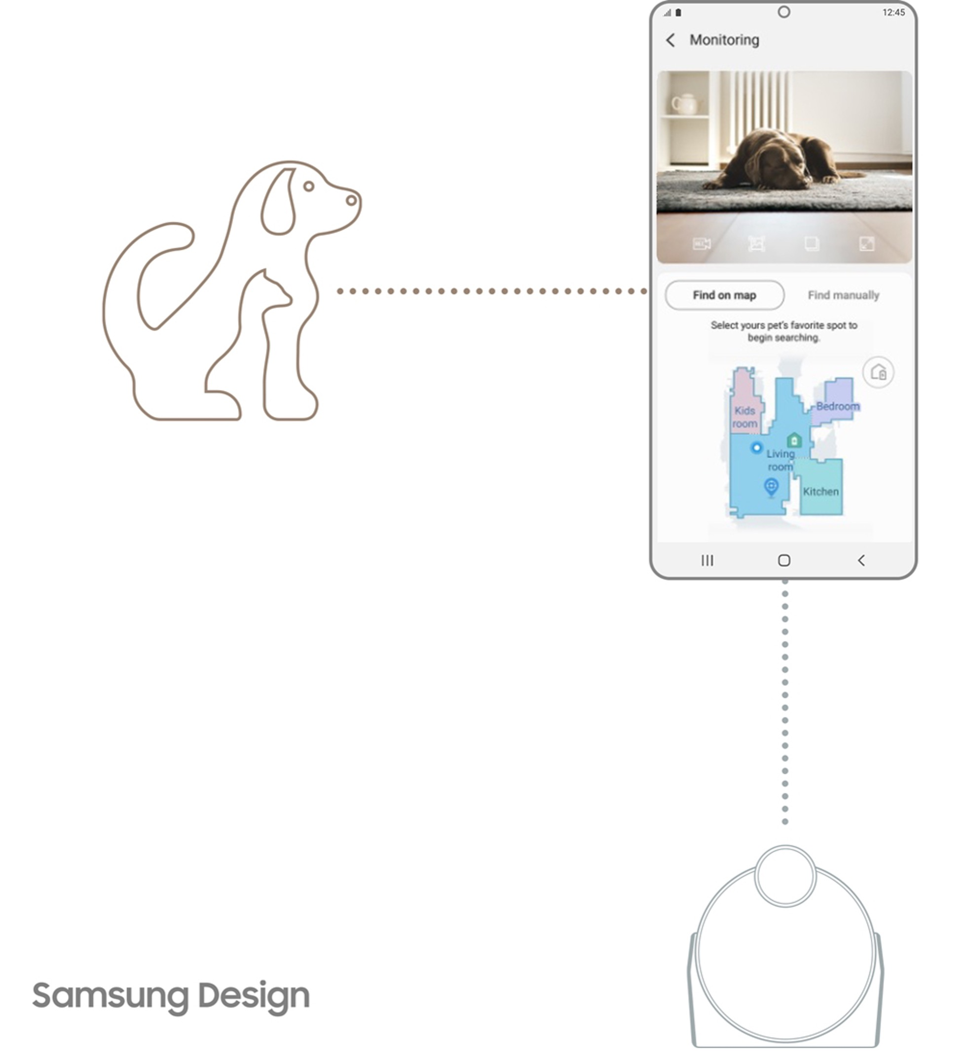 История дизайна: робот-пылесос Samsung Jet Bot AI+