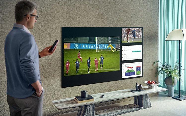 Как Samsung создает инновационные телевизоры