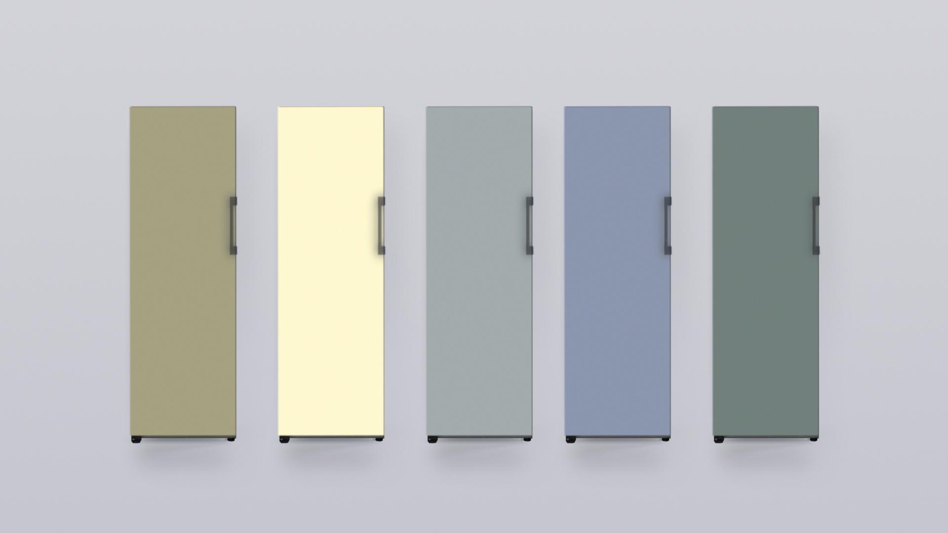 Дизайнер Метте Хей поделилась источниками вдохновения для создания цветовой гаммы линейки холодильников Bespoke