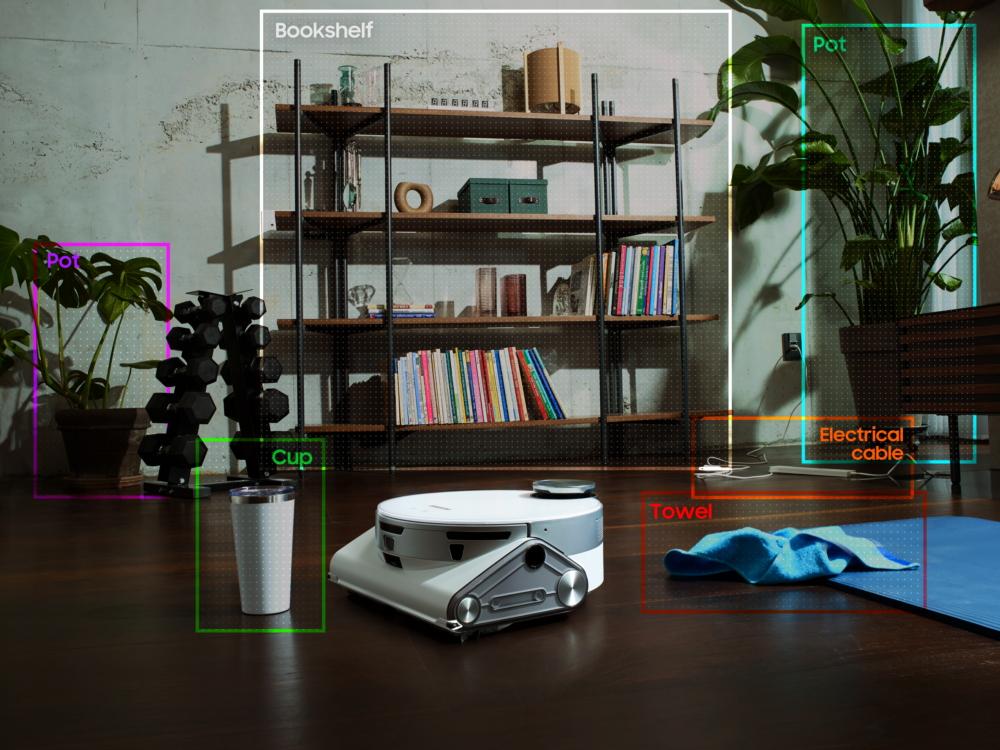 Bespoke Jet Bot AI+: действительно умный пылесос