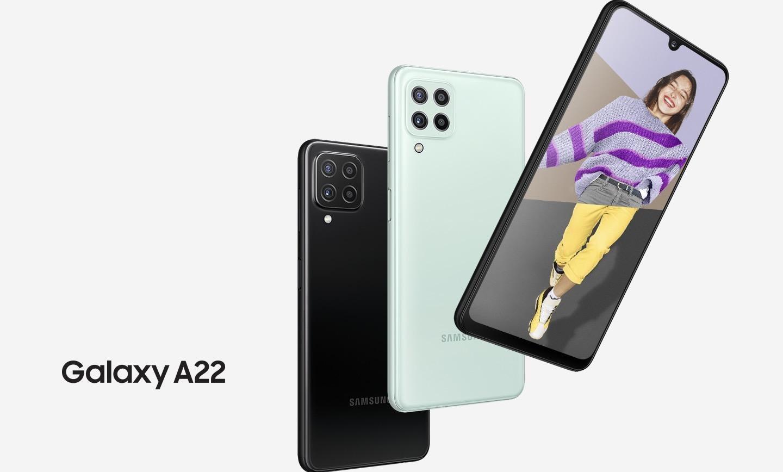 Смартфон Samsung Galaxy А22 поступил в продажу в России – Samsung Newsroom  Россия
